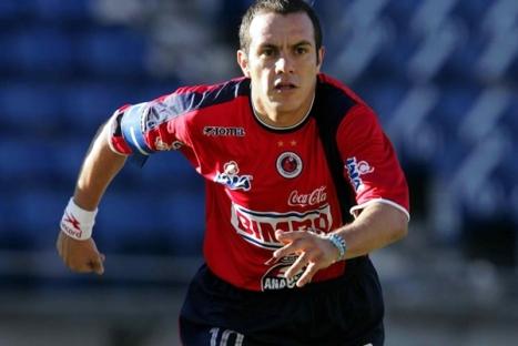 En esta imagen vemos al futuro jugador del Veracruz que recuerdan con gran cari